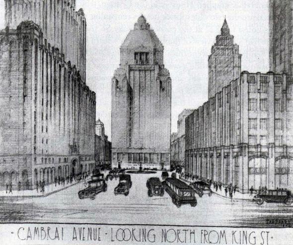 Cambrai Avenue