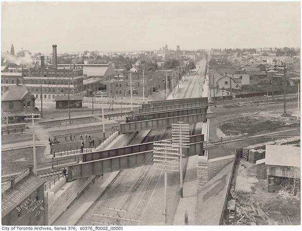 Queen Street Subway Toronto