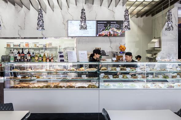 Beiruti Grand Cafe Toronto