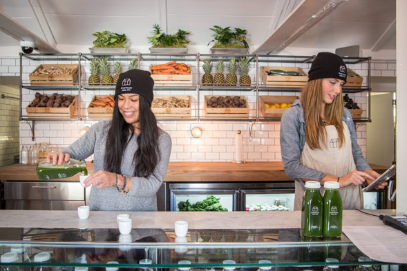 Green House Juice Co.