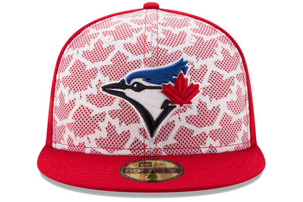 034b44ddc31 The Toronto Blue Jays get six new hat designs