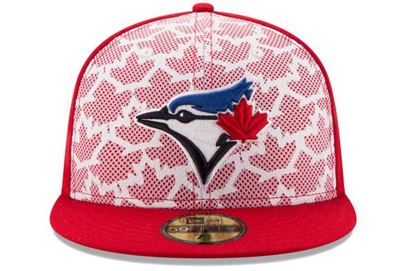 Blue Jays Baseball Cap Cake