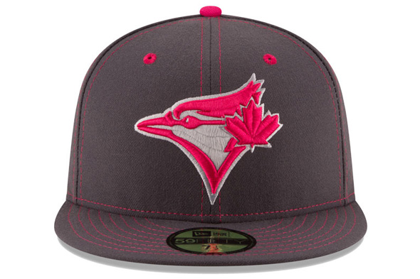 quite nice 3b269 3b02f The Toronto Blue Jays get six new hat designs