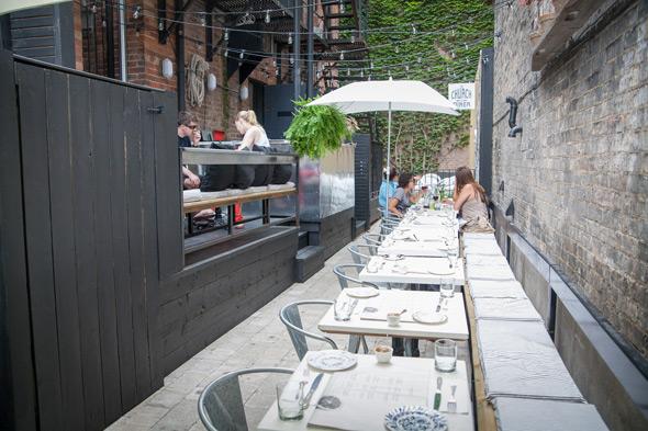 date patio toronto