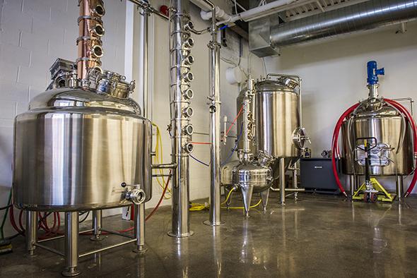 Yongehurst Distillery