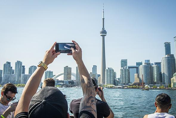 Electric Island Toronto