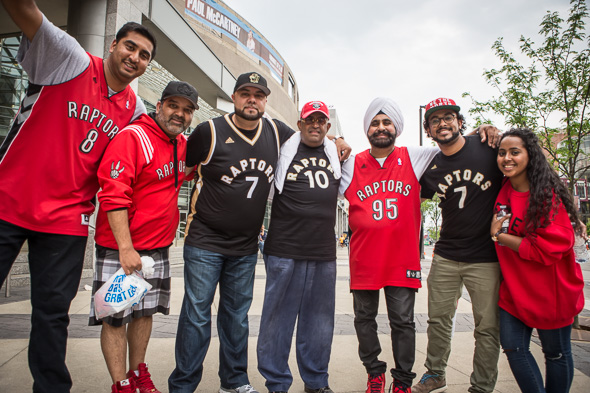 Superfan Nav Bhatia