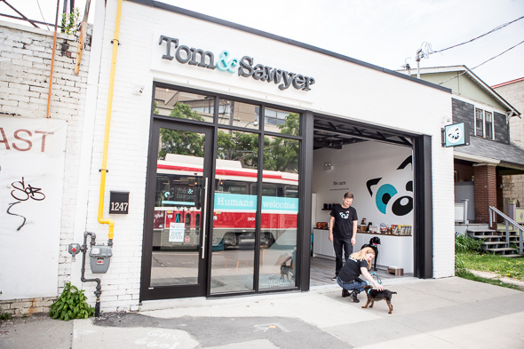 tom and sawyer Toronto