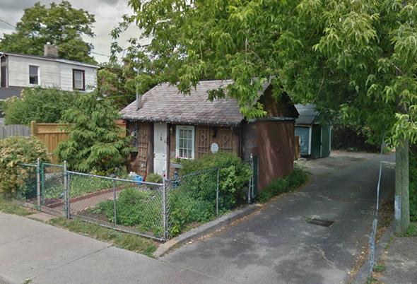 small house toronto