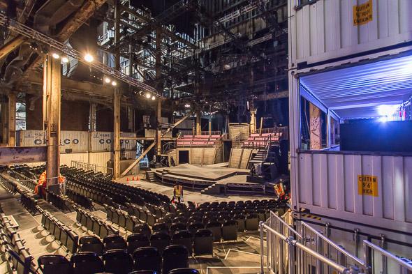Hearn Theatre Luminato