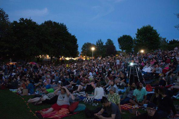 Christie Pits Film Festival