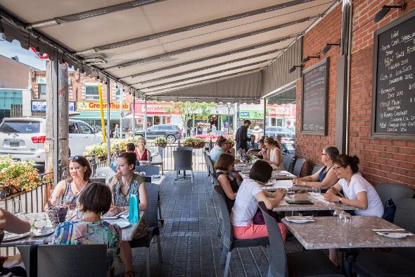 Queens Pasta Cafe