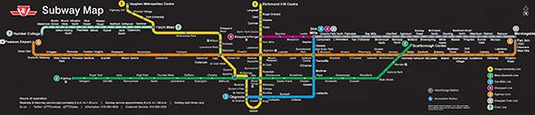 TTC map 2035