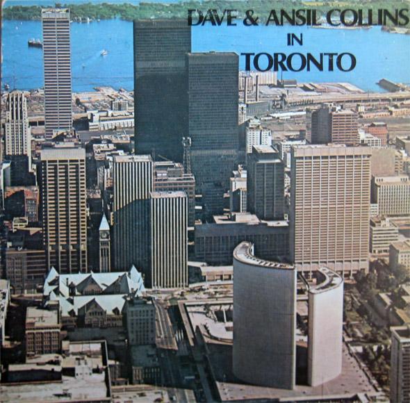 Toronto album cover