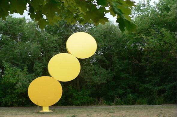three discs high park toronto