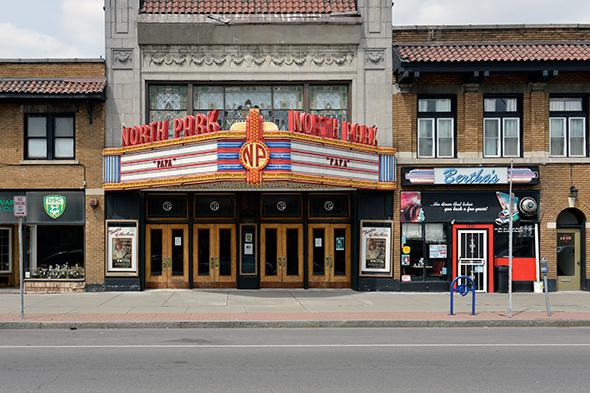 North Park Theatre Buffalo