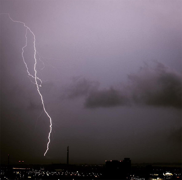 toronto thuderstorm