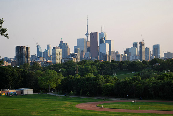 riverdale park skyline 2015