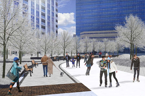 college park revitalization