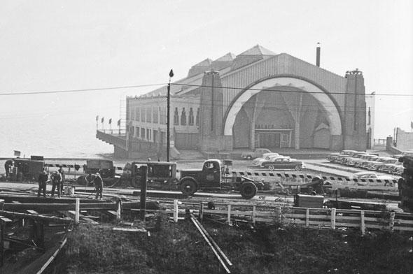 humber bay shores history