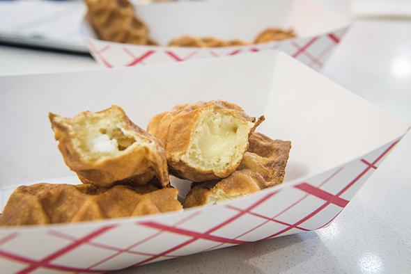 Pinoy Waffles Toronto