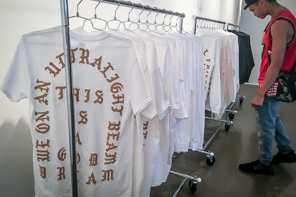 Pablo Store Pop Up Kanye West Toronto
