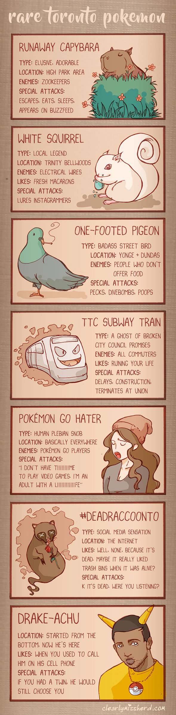 toronto pokemon