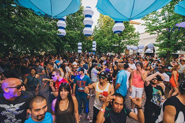 Toronto Party Like A Sunnyside