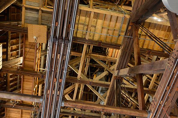 queens park toronto attic