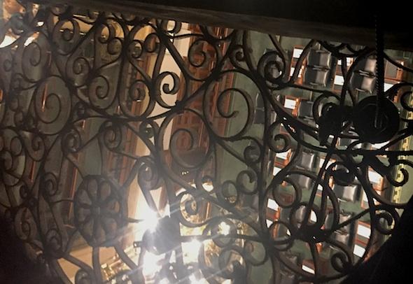 queens park attic