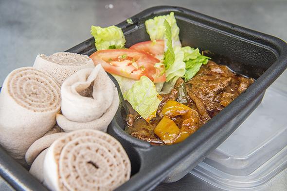 Spicy Ethiopian Toronto