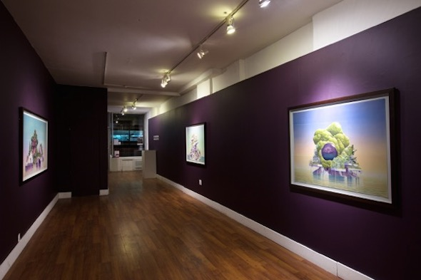 Wil Kucey Gallery Toronto