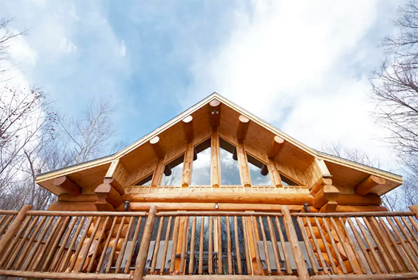 Stupendous 10 Cozy Cabins To Rent Near Toronto Download Free Architecture Designs Scobabritishbridgeorg