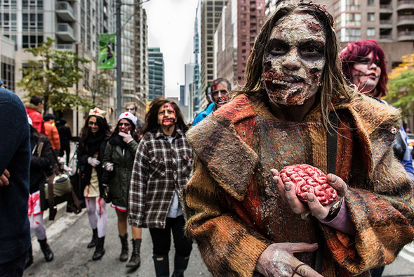 zombies toronto