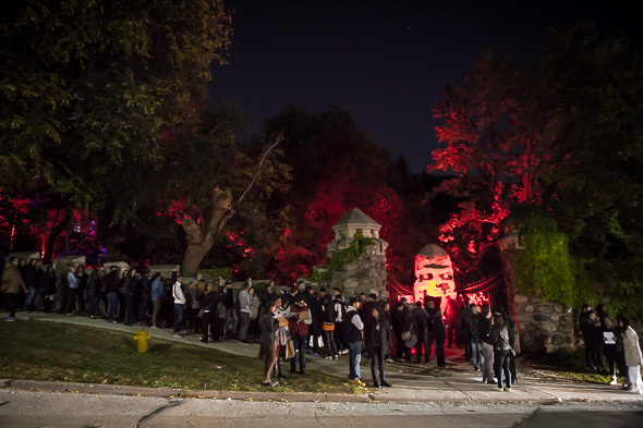 casa loma haunted house