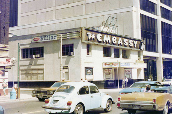 embassy tavern toronto