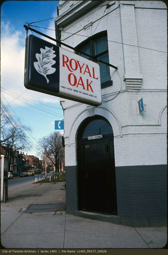 royal oak tavern