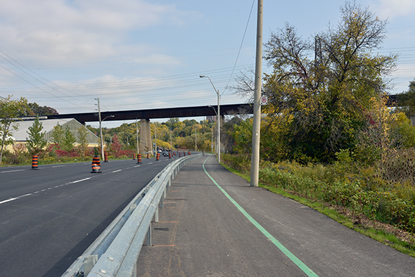 bayview bike lane