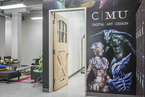 CMU Creature Character Design Toronto