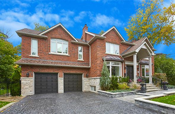 million dollar house toronto