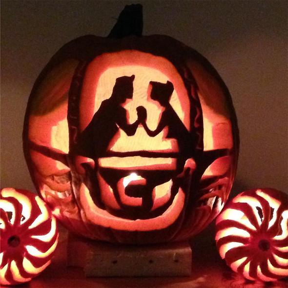 Halloween Pumpkin Toronto