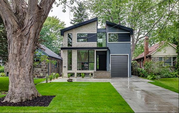 2 million dollar house Toronto