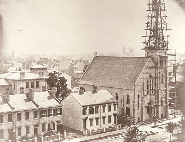earliest photographs toronto
