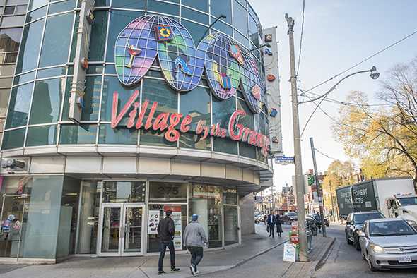Village by the Grange Toronto