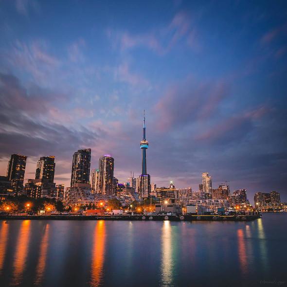 Toronto Blue Hour