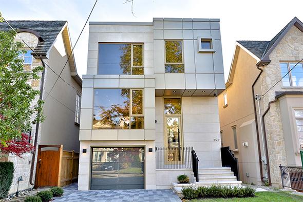 three million dollar house toronto