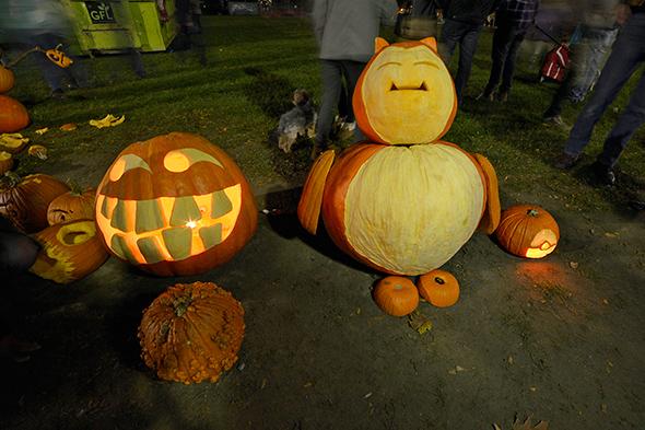 What Toronto S Biggest Pumpkin Parade Looks Like