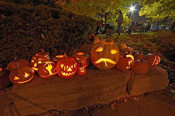 pumpkin parade toronto