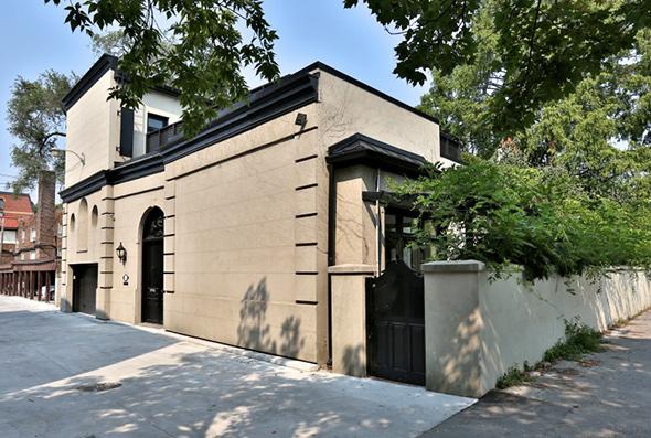 4 million dollar house toronto