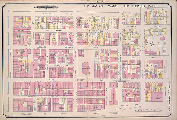 goads atlas 1884